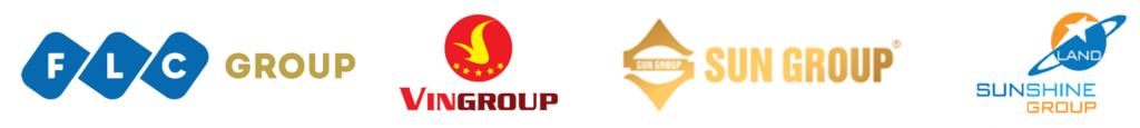 logo các chủ đầu tư