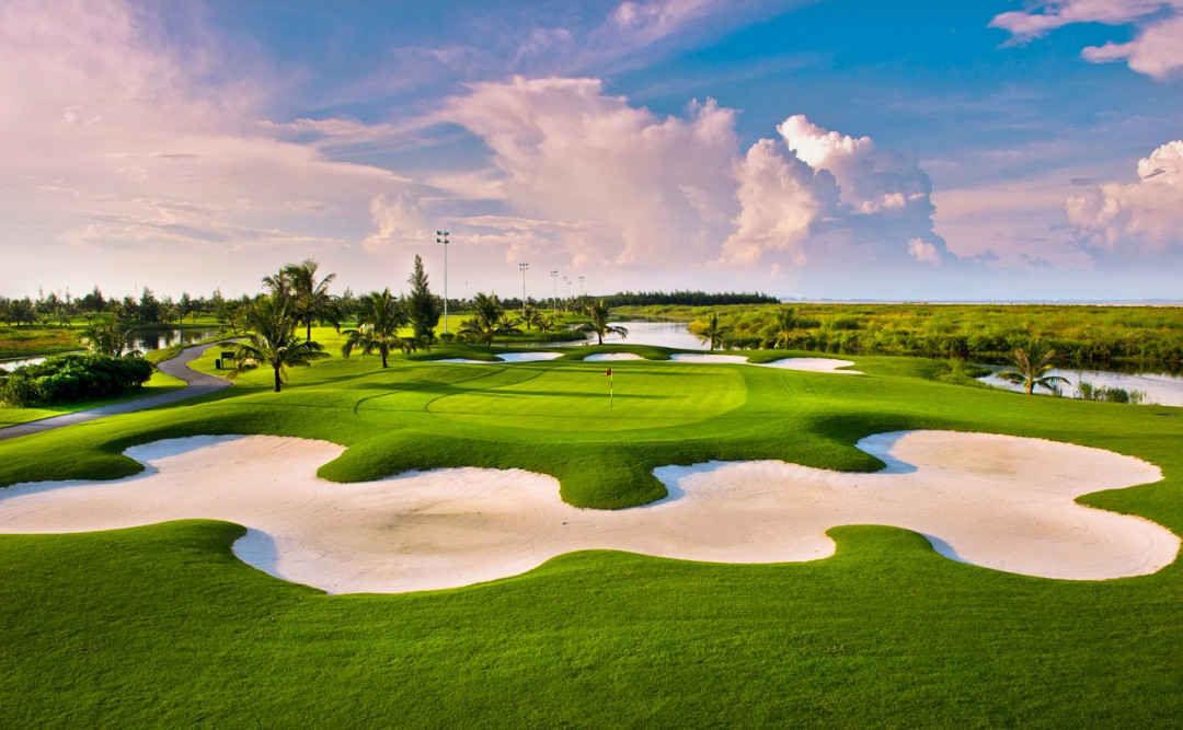 Sân gôn đẳng cấp quốc tế BRG Ruby Tree Golf Resort với 10 năm hoạt động
