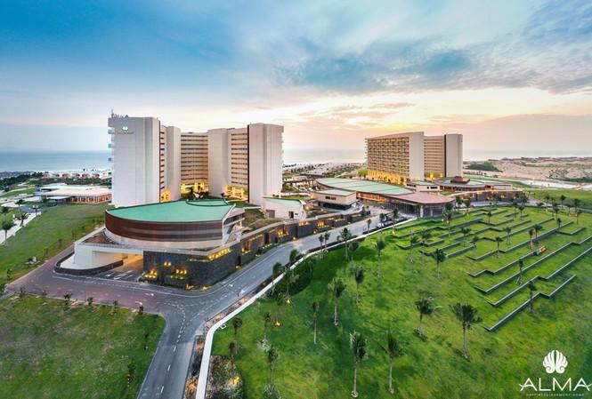 Dự án Alma Resort – Khu nghỉ dưỡng hạng sang tại Bãi Dài