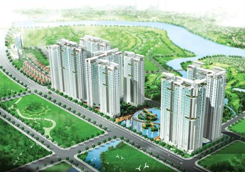 Dự án Khu đô thị Phú Long – Dragon City