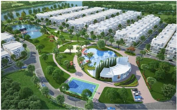 Dự án Melosa Garden, Tp Hồ Chí Minh