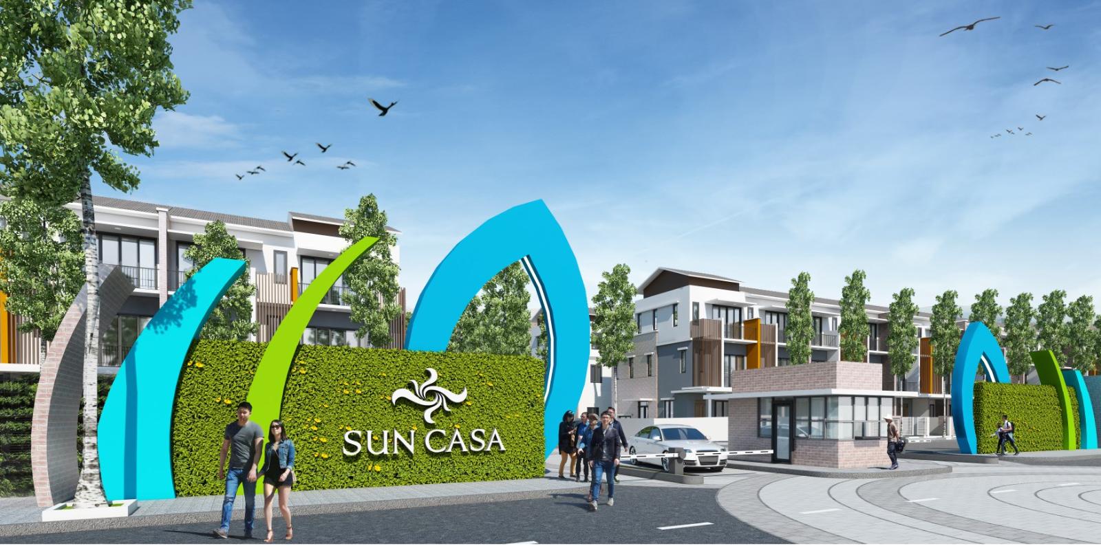 Dự án Sun Casa