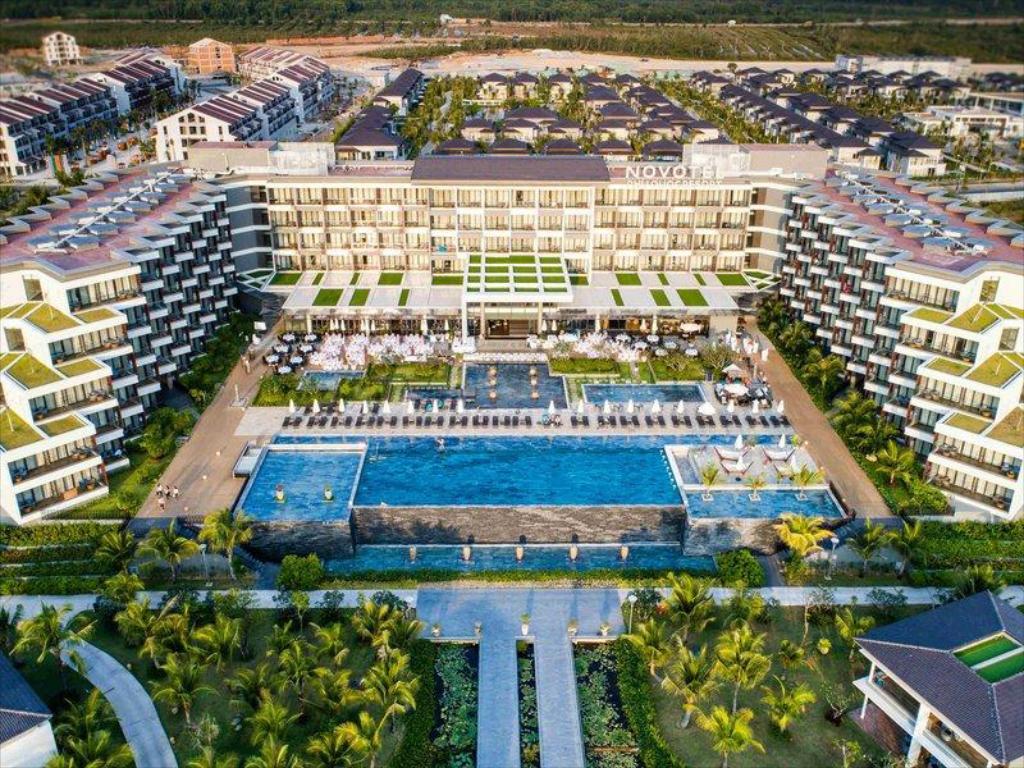 Giới thiệu Novotel Phú Quốc Resort