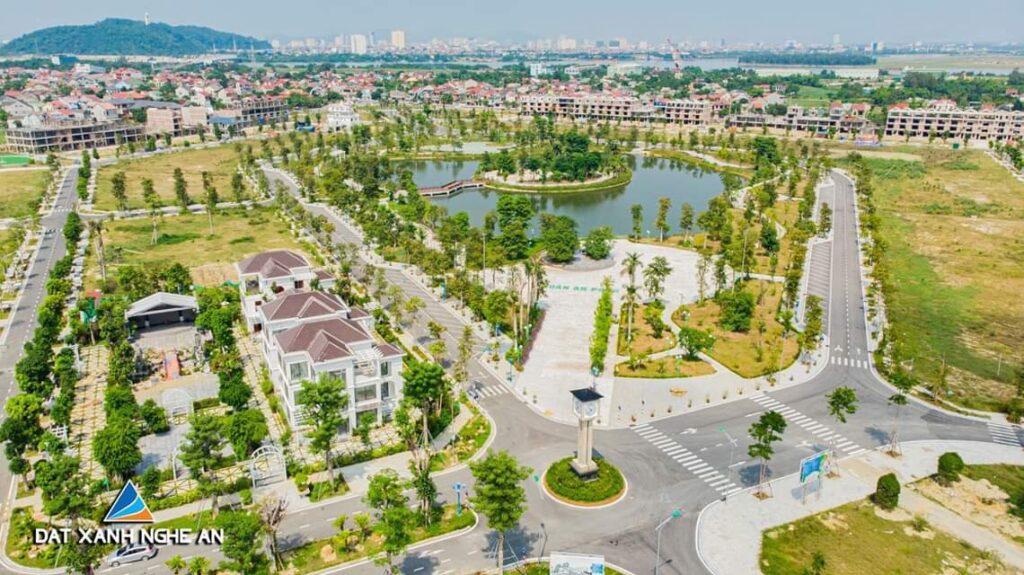 Khu đô thị Xuân An Green Park