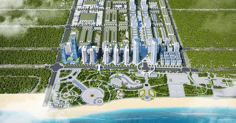 Khu đô thị du lịch biển Bình Sơn – Ninh Chữ (k2)