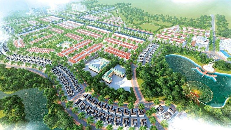 Khu đô thị Phú Mỹ Quảng Ngãi