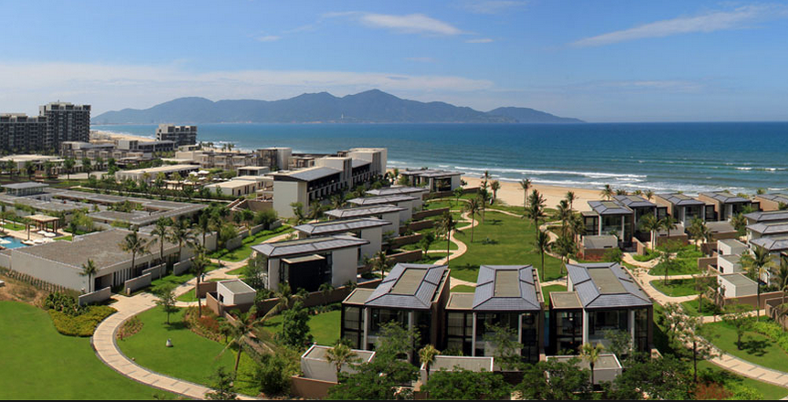 Khu nghỉ dưỡng Hyatt Regency Danang Residences 100% hướng biể