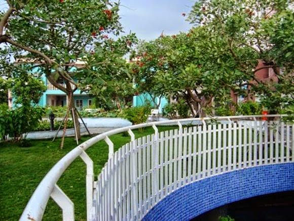 Dự án Thái An 1&2 quận 12 có nhiều mảng xanh trong lành