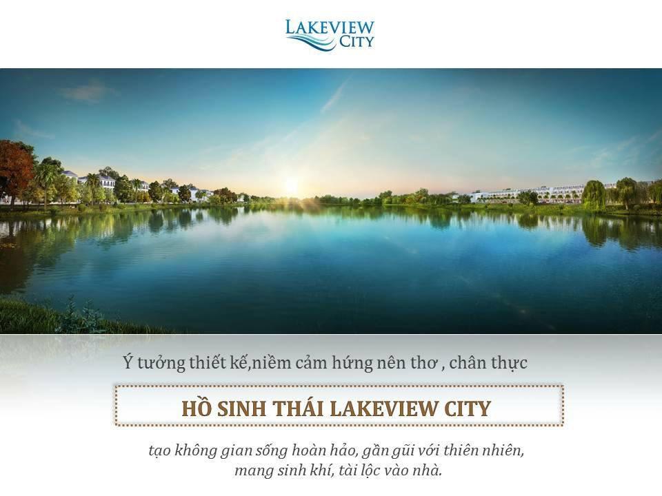 Hồ Sinh thái Lake view