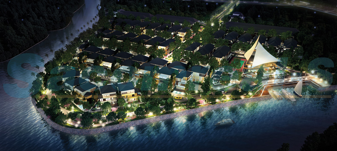 Tổ hợp biệt thự, nhà phố Jamona Home Resort Thủ Đức