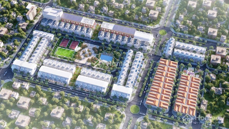 Khu dân cư Sunfloria City Quảng Ngãi