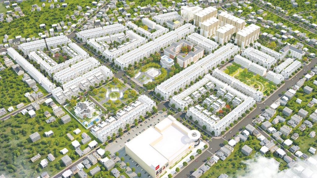 Dự án CityLand Park Hills