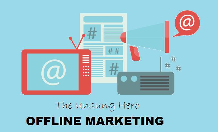 offline marketing bất động sản