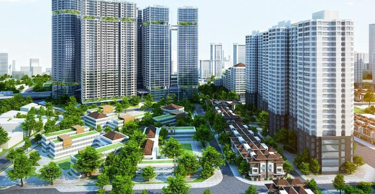 Thực trạng thị trường bất động sản hiện tại