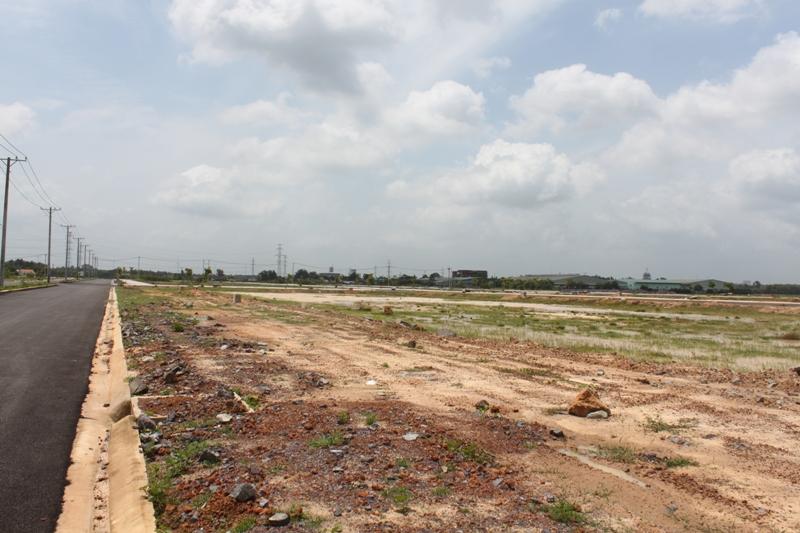 Đất sân bay